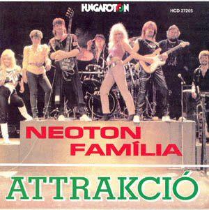 Neoton FamГlia - AttrakciГі