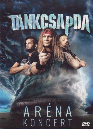 Tankcsapda - Aréna koncert 2017.04.28. Budapest - DVD