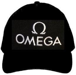 Omega Baseball sapka (fekete)