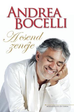 Andrea Bocelli: A csend zenéje - könyv