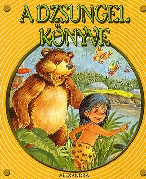 A dzsungel könyve - képeskönyv