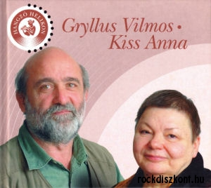 Gryllus Vilmos - Kiss Anna - Hangzó Helikon-sorozat 13. - Könyv CD melléklettel
