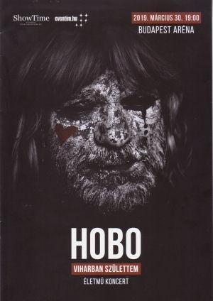 Hobo - Viharban születtem - Életmű koncert - Emlékmagazin
