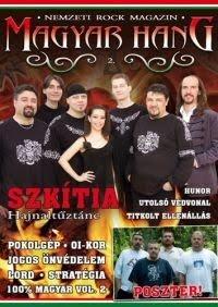 Magyar Hang - Nemzeti Rock Magazin 2. - újság