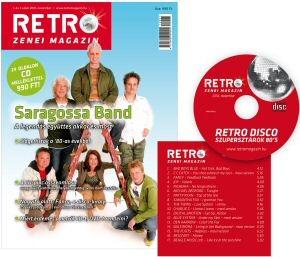 Retro Zenei Magazin - 1. rész - 2010-1. novemberi szám CD melléklettel