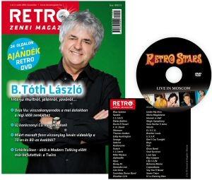 Retro Zenei Magazin - 2. rész - 2010-2. decemberi szám DVD melléklettel
