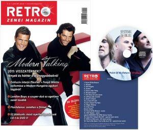 Retro Zenei Magazin - 3. rész - 2011-3. januári szám CD melléklettel