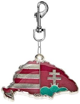 Címeres Nagy-Magyarország kulcstartó