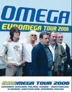 EurOmega Tour 2006 - Poszter
