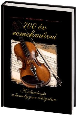 700 év remekművei - Kalandozás a komolyzene világában - Könyv+8CD
