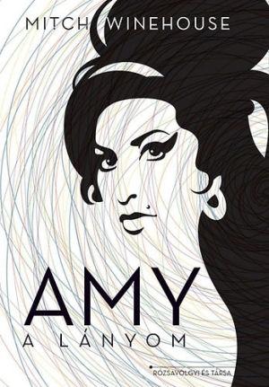 Mitch Winehouse: Amy a lányom - könyv