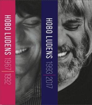 Földes László: Hobo Ludens I. (1967-1992) Hobo Ludens II. (1993-2017) 2 Könyv