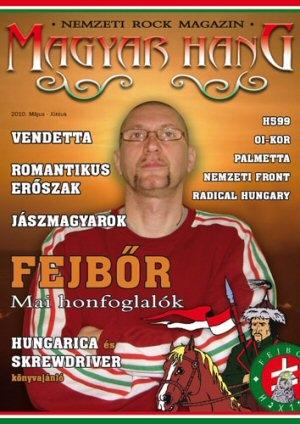 Magyar Hang - Nemzeti Rock Magazin 1. - újság
