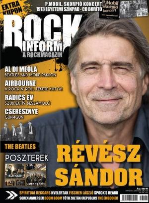 Rockinform a Rockmagazin - XXI/197. szám