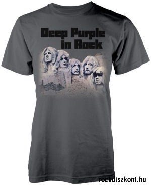 Deep Purple - In Rock póló
