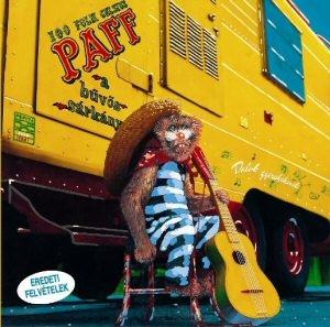 100 Folk Celsius - PAFF a bűvös sárkány CD
