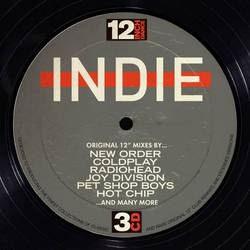 12 Inch Dance: Indie - Various Artists 3CD
