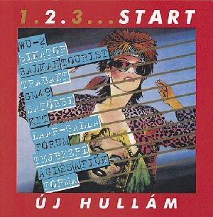 1. 2. 3... Start  - Új hullám CD