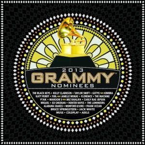 2013 Grammy Nominees CD
