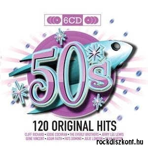 50s - 120  Original Hits - 6CD Box-Set