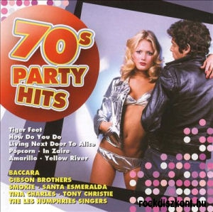 70s Party Hits - Various Artists CD