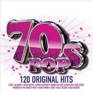 70s Pop - 120 Original Hits - 6CD Box set