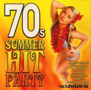 70s Summer Hit Party - Various Artists CD