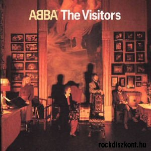 ABBA - The Visitors (Vinyl) LP