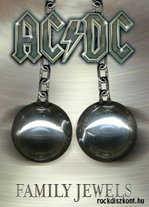 AC/DC - Family Jewels 2DVD