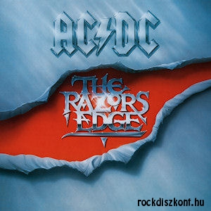 AC/DC - The Razors Edge (180 gram Vinyl) LP