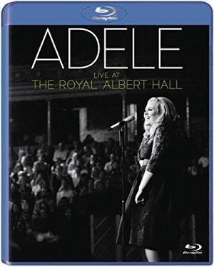 Adele - Live at the Royal Albert Hall - Blu-ray+CD