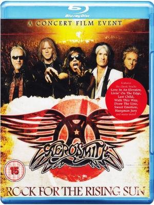 Aerosmith - Rock For The Rising Sun BD (Blu-ray Disc)