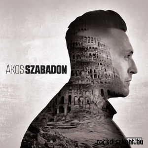 Ákos - Szabadon Maxi CD