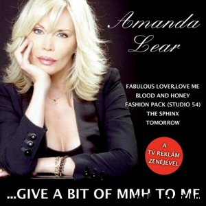 Amanda Lear - ...Give A Bit Of Mmh To Me CD