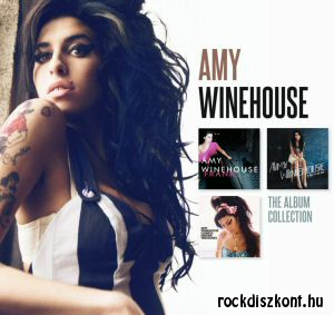 Amy Winehouse - The Album Collection 3CD