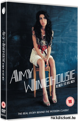 Amy Winehouse - Back To Black - The Real Story Behind The Modern Classic DVD