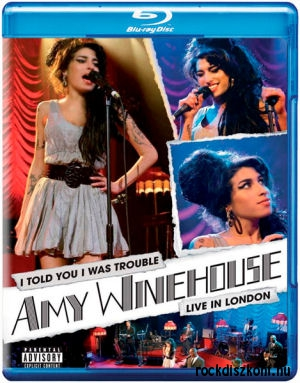 Amy Winehouse - I Told You I Was Trouble - Live in London BD (Blu-ray Disc)