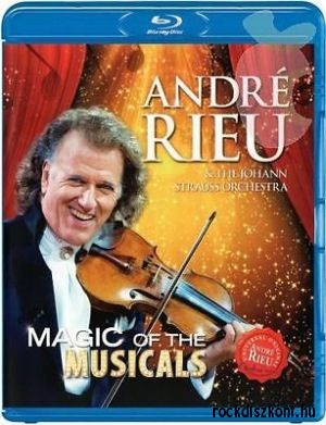 Andre Rieu & The Johann Strauss Orchestra - Magic of the Musicals BD (Blu-ray Disc)