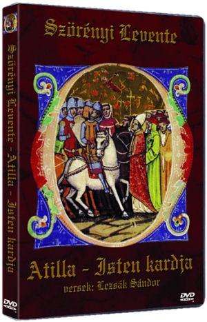 Szörényi Levente - Lezsák Sándor: Atilla - Isten kardja - Zenedráma DVD