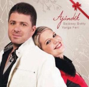 Balássy Betti - Varga Feri - Ajándék CD