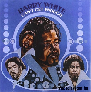 Barry White - Can't Get Enough CD