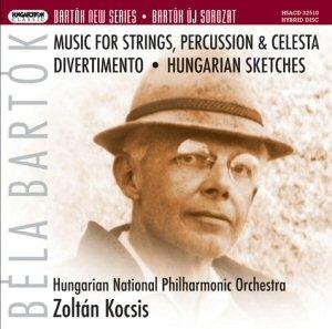 Bartók Béla - Music for Strings + Divertimento SACD