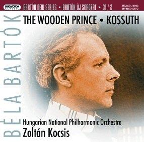 Bartók Béla - Kossuth + The Wooden Prince SACD