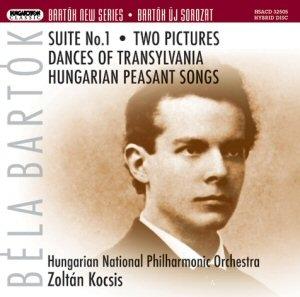 Bartók Béla - Suite No 1 + Two Pictures SACD
