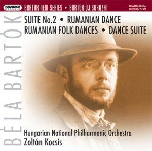 Bartók Béla - Suite No 2 + Dance Suite SACD