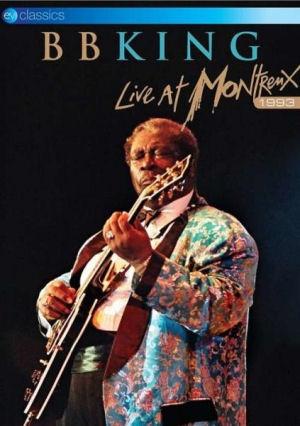 B.B. King - Live At Montreux 1993 - DVD