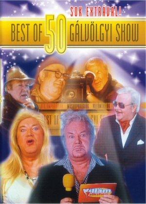 Best of 50 Gálvölgyi Show - VHS kazetta