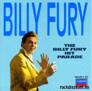 Billy Fury - The Billy Fury Hit Parade CD