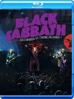 Black Sabbath - Live... Gathered in Their Masses BD (Blu-ray Disc)