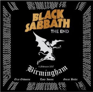 Black Sabbath - The End - 4th February 2017 Birmingham 2CD